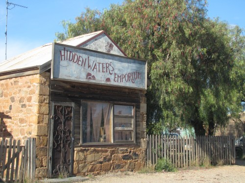 Hidden Waters Emporium, Terowie, South Australia