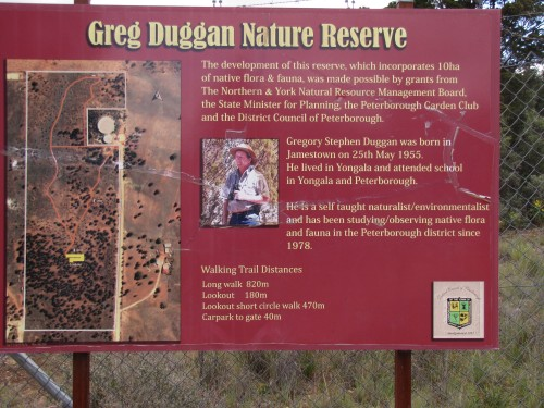 Greg Duggan Nature Reserve, Peterborough