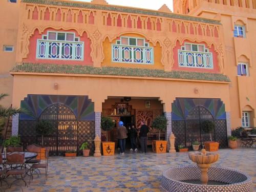 Hotel Kasbah Asmar, Midelt, Morocco