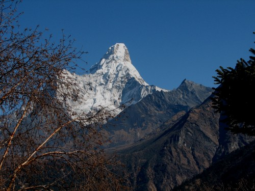 Ama Dablam, Everest region, Nepal