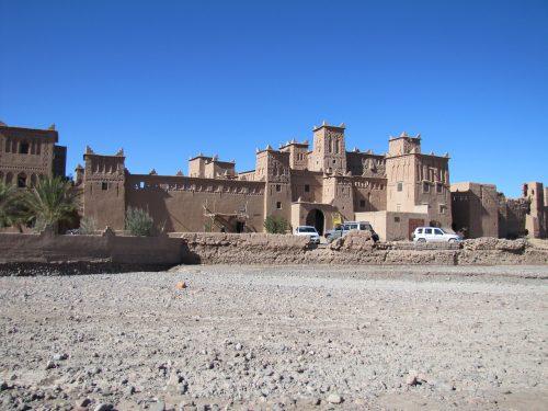 Kasbah Ameridhi, Skoura, Morocco