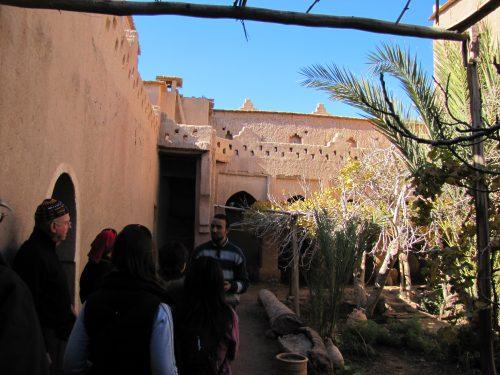 Kasbah Ameridhil, Skoura, Morocco